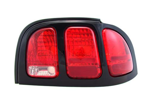 Mustang Tail Light Assembly - RH  (96-98)