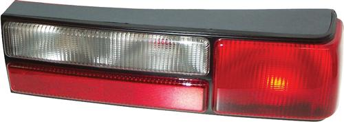 Mustang LX Tail Light Assembly - RH (87-93)