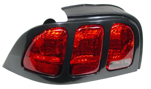 Mustang Tail Light Assembly LH (96-98)