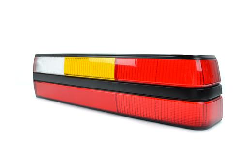 Mustang Tail Light Lens - RH  (83-84)