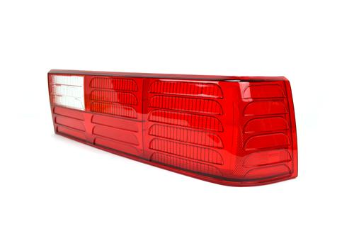 mustang gt tail light lens rh 87 93. Black Bedroom Furniture Sets. Home Design Ideas