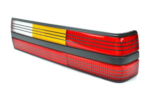 Mustang SVO & 93 Cobra Tail Light Lens - RH (85-86)