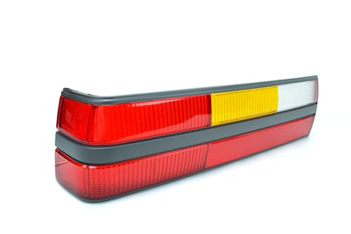 Mustang Tail Light Lens - LH (85-86)
