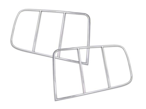 Mustang Chrome Tail Light Trim (05-09)