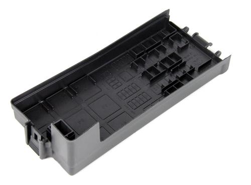10-14 Mustang Underhood Fuse Box Upper Cover - 10-14 Mustang Underhood Fuse Box Upper Cover