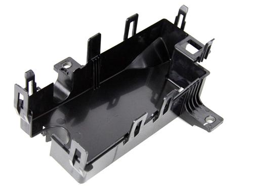 10-14 Mustang Underhood Fuse Box Lower Cover