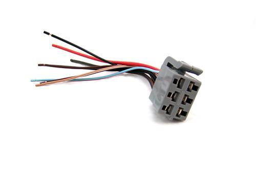 Mustang Headlight Switch Connector (87-93)