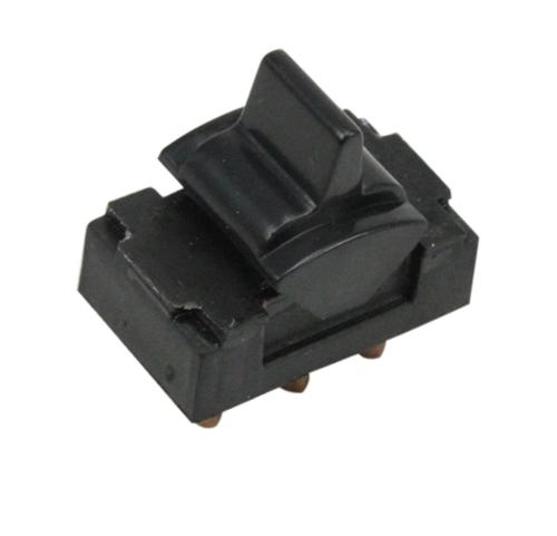 79-86 Mustang LH/RH Black Power Window Switch.   Either photoshop LRS-14529e to be black, or wait for these to come in for picture - 79-86 Mustang LH/RH Black Power Window Switch.   Either photoshop LRS-14529e to be black, or wait for these to come in for picture
