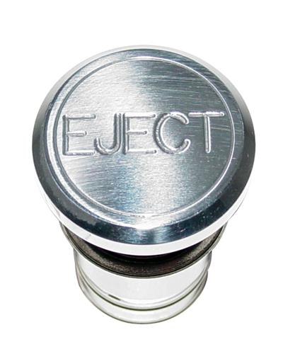 UPR Mustang Cigarette Lighter Knob with Eject Logo Polished (79-14) 15052ABL