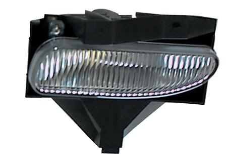 Mustang LH Fog Light Assembly (99-04) GT