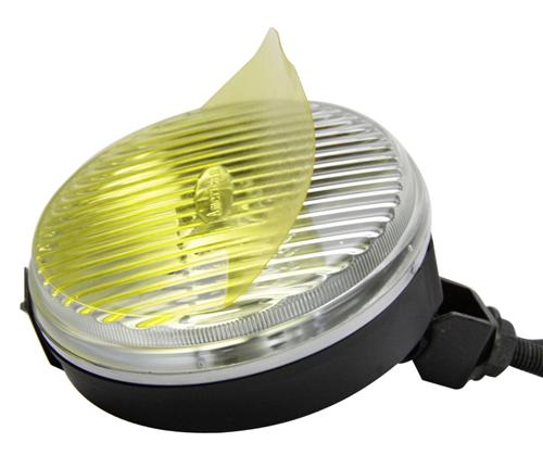 Mustang Yellow Fog Light Kit (87-93) GT - Picture of Mustang Yellow Fog Light Kit (87-93) GT