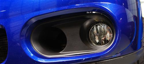 Mustang Cobra Left Hand Fog Light Bezel (03-04)