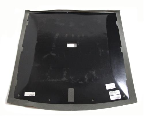 Mustang Hatchback Black Cloth Headliner w/ ABS Board (92-93) - Picture of Mustang Hatchback Black Cloth Headliner w/ ABS Board (92-93)