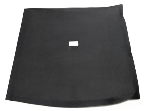 Mustang Headliner with Abs Board Black Cloth (83-84) Coupe  - Picture of Mustang Headliner with Abs Board Black Cloth (83-84) Coupe