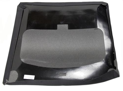 Mustang Headliner with Abs Board Black Cloth (83-93) Hatchback with Sunroof - Mustang Headliner with Abs Board Black Cloth (83-93) Hatchback with SunroofPicture of