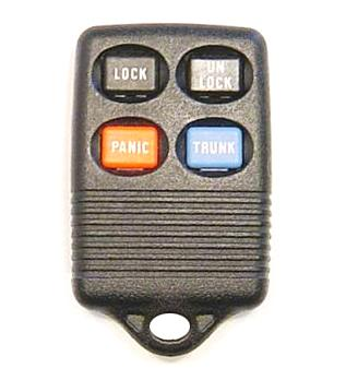 Ford Mustang Button Keyless Entry Remote (94-98)
