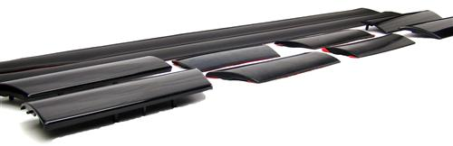 Mustang Body Side Molding Kit (87-90) LX