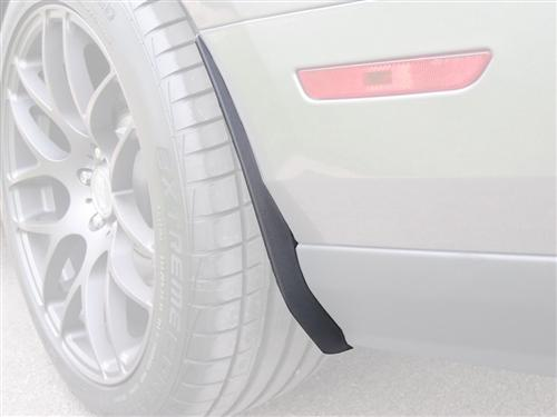 Mustang GT500 Rear Mud Flap Splash Guard - LH  (10-14)