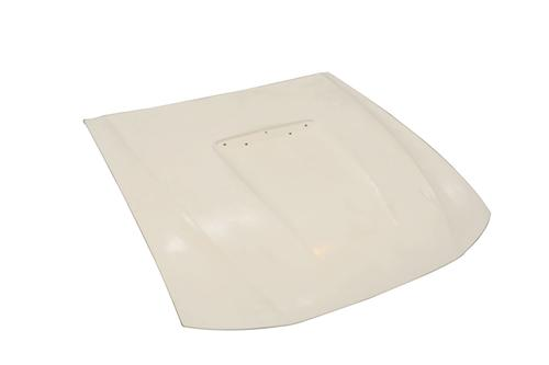 Mustang Stock Hood, Hood Scoop Holes Pre-Drilled (99-04)