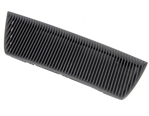 Mustang Hood Heat Vent Extractor Grille Right Hand  (03-04) - Picture of Mustang Hood Heat Vent Extractor Grille Right Hand  (03-04)