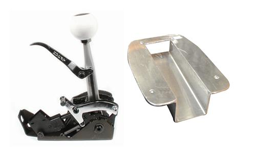 Hurst Mustang Quarter Stick Shifter & Mount Kit (79-93)