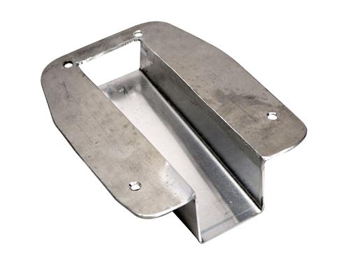 Mustang Automatic Shifter Mounting Plate (79-93)