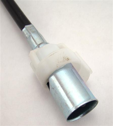 Mustang Speedometer Cable Without Speed Sensor (79-93)