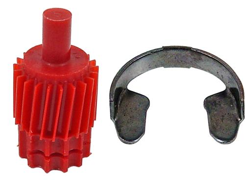 Mustang 21 Tooth Speedometer Gear & Clip Kit (93-95) Manual Transmission