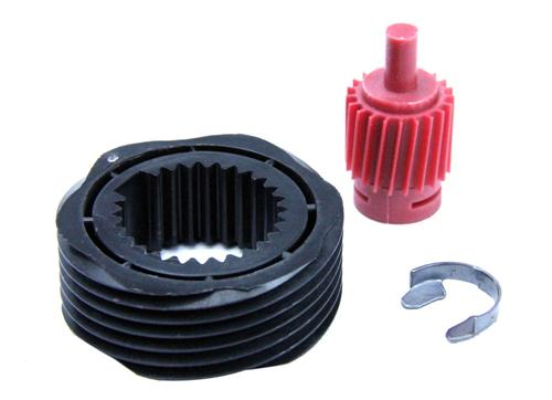 1983-95 Mustang Speedometer Gear Kit for T5 with 4.56 Rear Gears - Picture of 1983-95 Mustang Speedometer Gear Kit for T5 with 4.56 Rear Gears