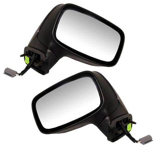 Mustang Convertible Power Door Mirror Kit (88-93)