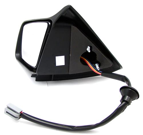 Mustang Left Hand Power Door Mirror (87-93) Coupe Hatchback