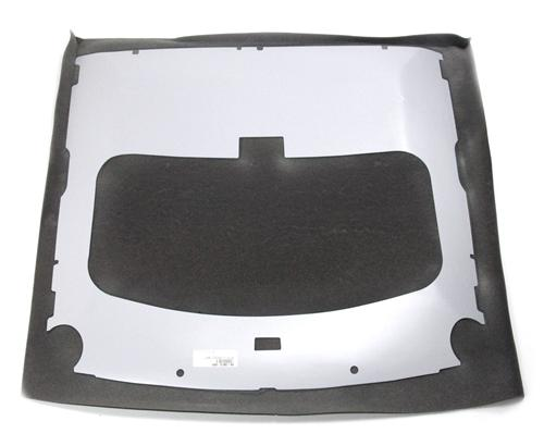 Mustang Headliner with Abs Board Charcoal Gray Cloth  (84-86) Hatchback with Sunroof - Picture of Mustang Headliner with Abs Board Charcoal Gray Cloth  (84-86) Hatchback with Sunroof