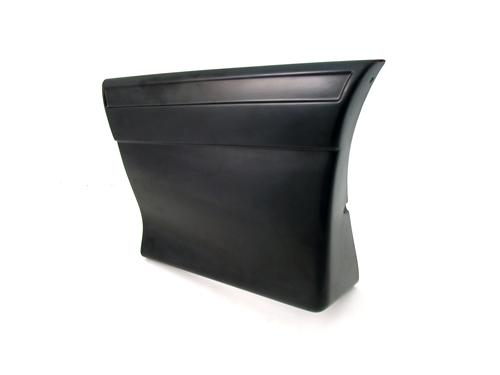 Mustang Rear Quarter Panel Molding  Passenger Side (87-93)