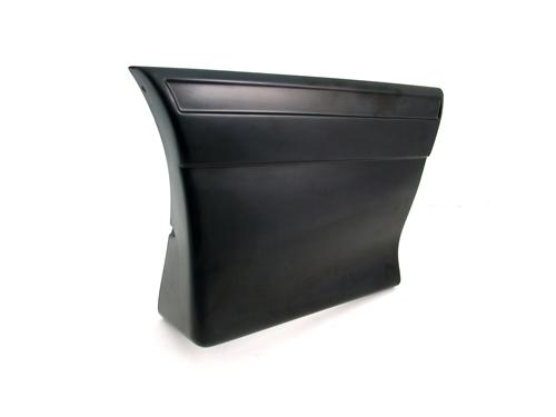 Mustang Rear Quarter Panel Molding  Driver's Side (87-93)