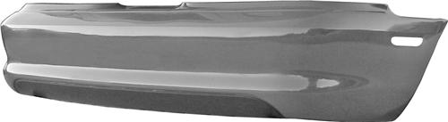 1994-98 Mustang Rear Smooth Bumper Cover with No Text - Picture of 1994-98 Mustang Rear Smooth Bumper Cover with No Text