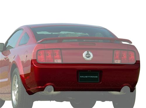 Mustang GT Rear Bumper Cover (05-09) - Picture of Mustang GT Rear Bumper Cover (05-09)