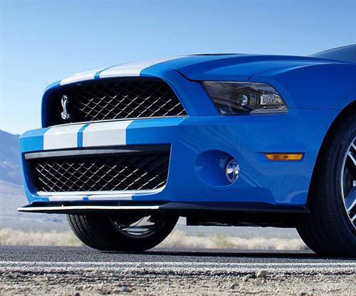 Mustang GT500 Front Bumper Cover (10-12)