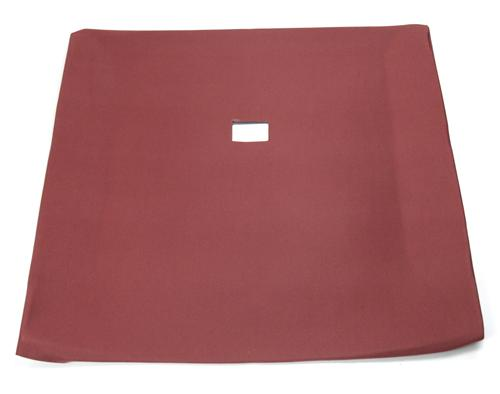 Mustang Headliner with Abs Board Canyon Red Cloth  (1984) Hatchback