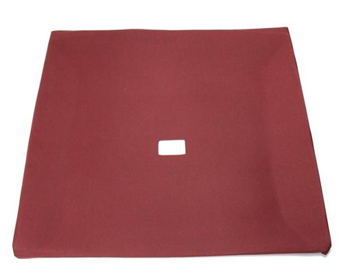 Mustang Cloth Headliner w/ ABS Board Canyon Red (85-86) Hatchback