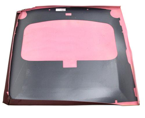 Mustang Headliner with Abs Board Canyon Red Cloth (84-93) Hatchback with sunroof - Picture of Mustang Headliner with Abs Board Canyon Red Cloth (84-93) Hatchback with sunroof