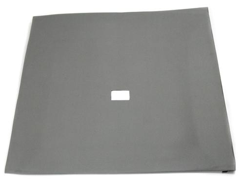 Mustang Headliner with Abs Board Light Gray Cloth (85-86) Hatchback  - Picture of Mustang Headliner with Abs Board Light Gray Cloth (85-86) Hatchback