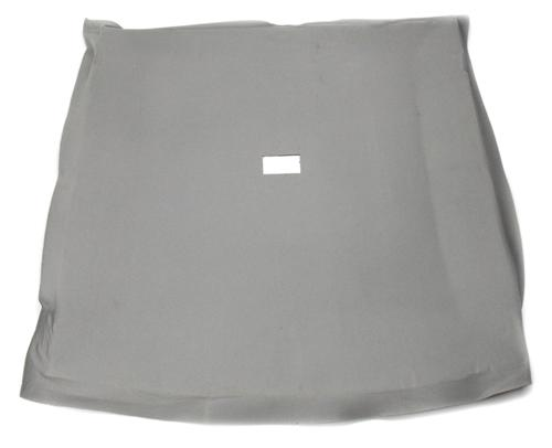 Mustang Cloth Headliner w/ ABS Board Light Gray (1984) Coupe