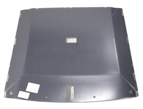 Mustang Headliner with Abs Board Light Gray Cloth (83-84) Hatchback  - Picture of Mustang Headliner with Abs Board Light Gray Cloth (83-84) Hatchback