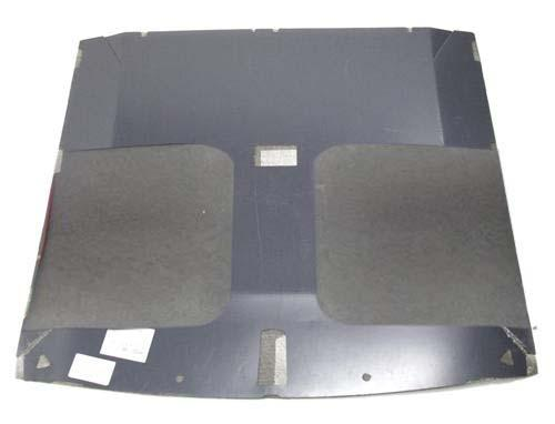 Mustang Headliner with Abs Board Light Gray Cloth (84-86) Hatchback with T-Tops - Picture of Mustang Headliner with Abs Board Light Gray Cloth (84-86) Hatchback with T-Tops