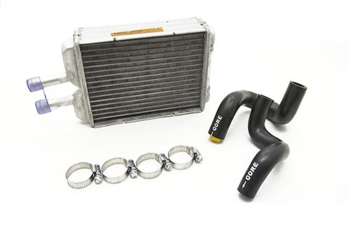 Mustang Heater Core Kit w/o Factory A/C (86-93) - Mustang Heater Core Kit w/o Factory A/C (86-93)