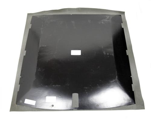 Mustang Headliner with Abs Board Smoke Gray (87-89) Hatchback