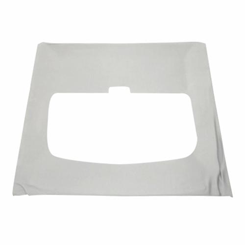 Mustang Cloth Headliner w/ ABS Board Smoke Gray (87-89) Hatchback w/ Sunroof - Mustang Cloth Headliner w/ ABS Board Smoke Gray (87-89) Hatchback w/ Sunroof
