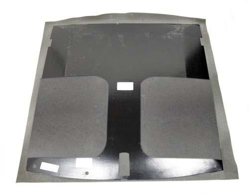 TMI Mustang T-Tops Headliner with Abs Board Smoke Gray (87-88) Hatchback