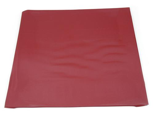 Mustang Sunroof Headliner with Abs Board Scarlet Red Vinyl (87-92) Hatchback - Picture of Mustang Sunroof Headliner with Abs Board Scarlet Red Vinyl (87-92) Hatchback