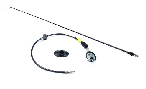 Mustang Black Antenna Kit (99-04)
